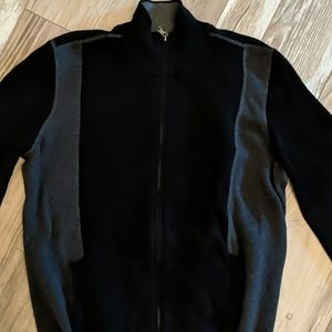 Men's Calvin Klein Zip up Sweater